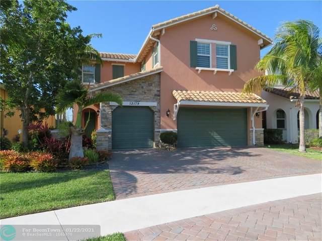 12179 NW 83rd Pl, Parkland, FL 33076 (MLS #F10267811) :: Berkshire Hathaway HomeServices EWM Realty