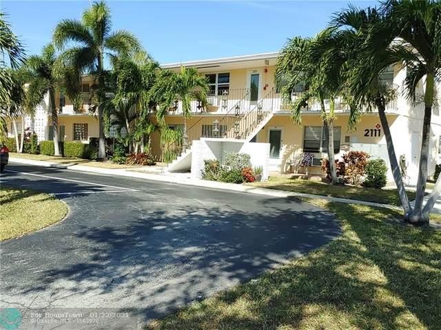 2111 NE 56th St #110, Fort Lauderdale, FL 33308 (MLS #F10267832) :: Dalton Wade Real Estate Group