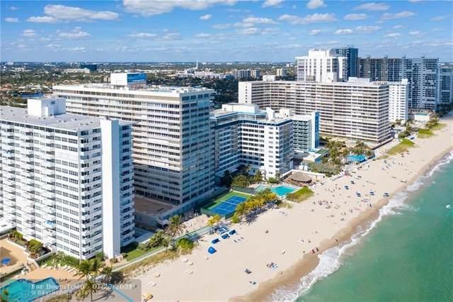 4020 Galt Ocean Dr #901, Fort Lauderdale, FL 33308 (MLS #F10267833) :: Patty Accorto Team