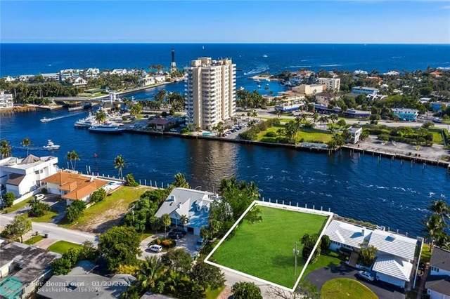 2648 NE 24th St, Lighthouse Point, FL 33064 (MLS #F10267836) :: Castelli Real Estate Services