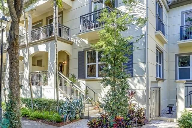 2617 NE 14th Ave #101, Wilton Manors, FL 33334 (MLS #F10267850) :: Green Realty Properties