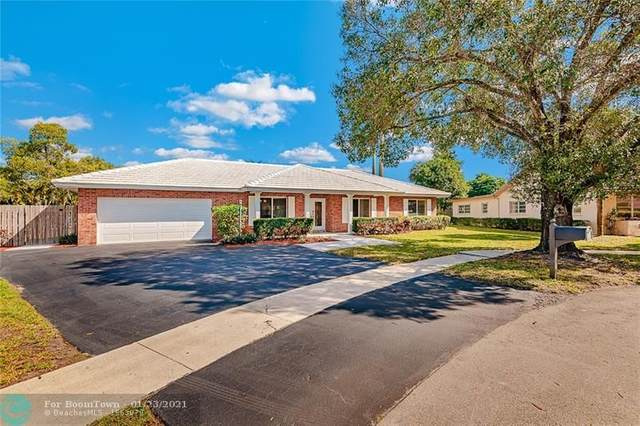 1200 SW 68th Ave, Plantation, FL 33317 (MLS #F10267863) :: United Realty Group