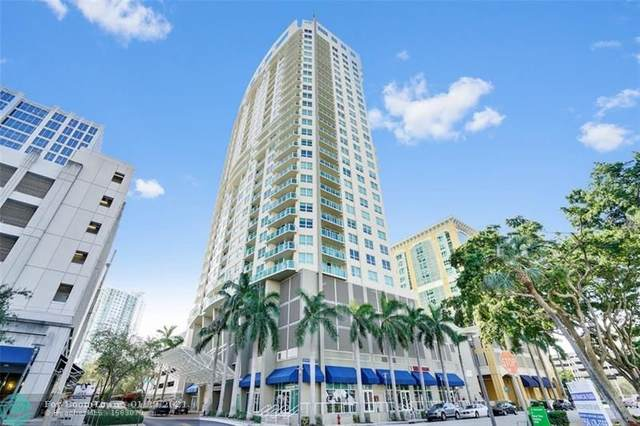350 SE 2nd St #820, Fort Lauderdale, FL 33301 (#F10267868) :: Exit Realty Manes Group