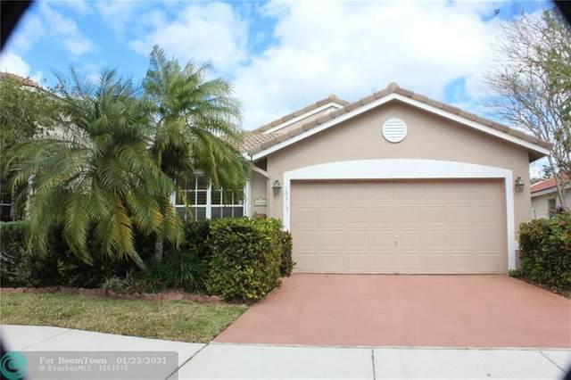 16315 NW 21st St, Pembroke Pines, FL 33028 (MLS #F10267873) :: Castelli Real Estate Services