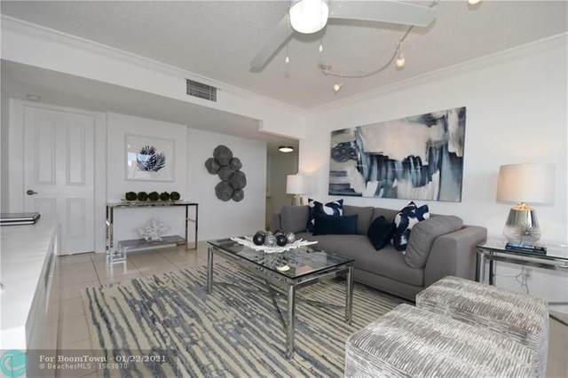 525 N Ocean Blvd #625, Pompano Beach, FL 33062 (MLS #F10267875) :: Castelli Real Estate Services