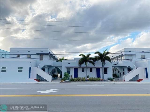 1908 N Ocean Dr 15C, Hollywood, FL 33019 (#F10267884) :: Ryan Jennings Group