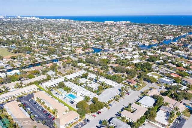 2151 NE 42nd Ct #103, Lighthouse Point, FL 33064 (MLS #F10267893) :: Castelli Real Estate Services