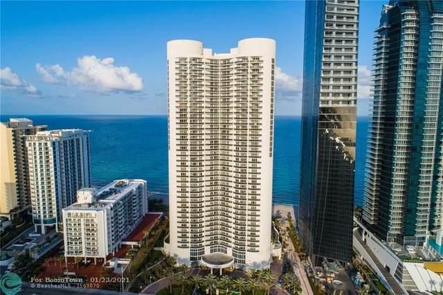 17201 Collins Ave #1704, Sunny Isles Beach, FL 33160 (MLS #F10267900) :: Berkshire Hathaway HomeServices EWM Realty