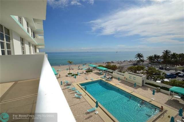 3725 S Ocean Drive #506, Hollywood, FL 33019 (MLS #F10267911) :: Castelli Real Estate Services