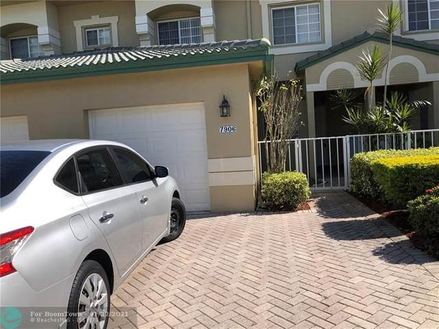 7906 Exeter Cir #101, Tamarac, FL 33321 (MLS #F10267932) :: Berkshire Hathaway HomeServices EWM Realty