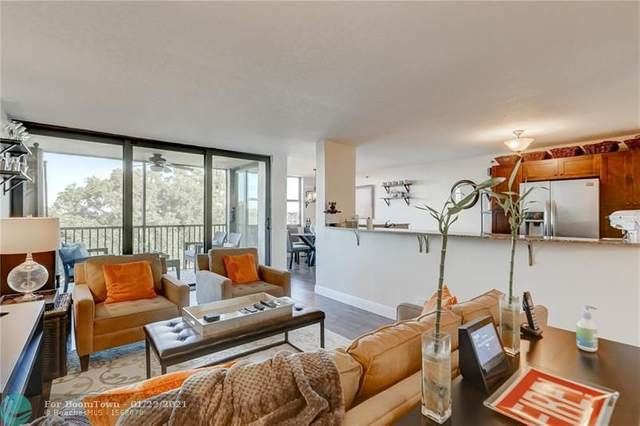 105 Lake Emerald Dr #511, Oakland Park, FL 33309 (MLS #F10267951) :: Castelli Real Estate Services