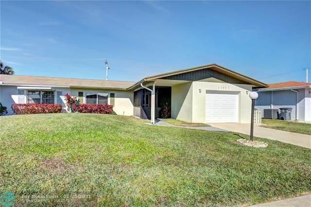 13047 Via Vesta, Delray Beach, FL 33484 (MLS #F10267960) :: Berkshire Hathaway HomeServices EWM Realty
