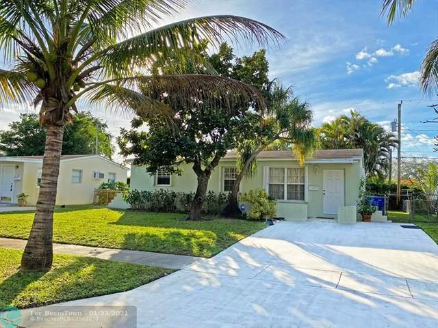 520 N 68th Ter, Hollywood, FL 33024 (MLS #F10267969) :: Berkshire Hathaway HomeServices EWM Realty