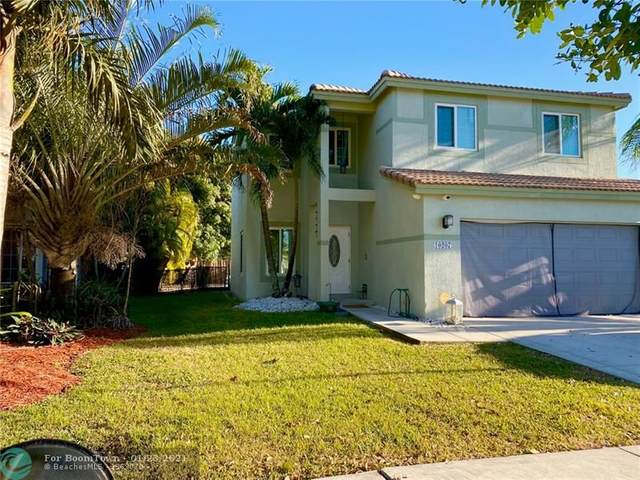 10207 SW 20th Ct, Miramar, FL 33025 (#F10267980) :: Exit Realty Manes Group