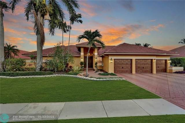 6606 Newport Lake Cir, Boca Raton, FL 33496 (MLS #F10267987) :: Miami Villa Group
