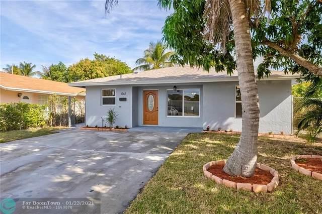 1041 SW 4th Ave, Delray Beach, FL 33444 (MLS #F10267999) :: Berkshire Hathaway HomeServices EWM Realty