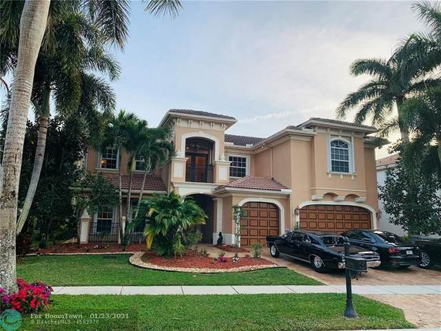 8696 Valhalla Drive, Delray Beach, FL 33446 (MLS #F10268005) :: THE BANNON GROUP at RE/MAX CONSULTANTS REALTY I