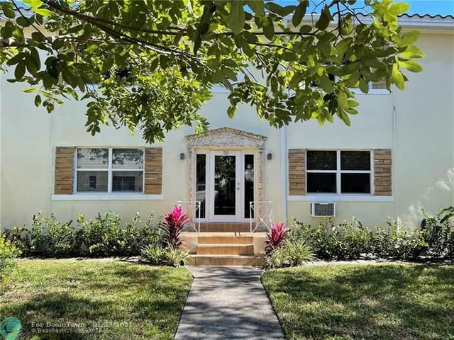 725 NE 91st St 2D, Miami Shores, FL 33138 (MLS #F10268022) :: Castelli Real Estate Services