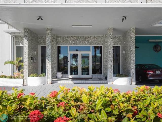 1400 S Ocean Dr #507, Hollywood, FL 33019 (#F10268030) :: Posh Properties
