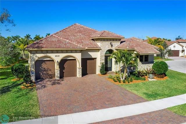 9515 Vallen Ct, Parkland, FL 33076 (#F10268051) :: Signature International Real Estate