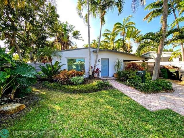 1627 NE 17th Ave, Fort Lauderdale, FL 33305 (MLS #F10268083) :: United Realty Group