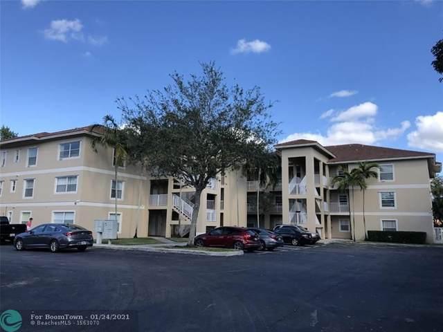 2941 Riverside Dr #103, Coral Springs, FL 33065 (MLS #F10268093) :: United Realty Group