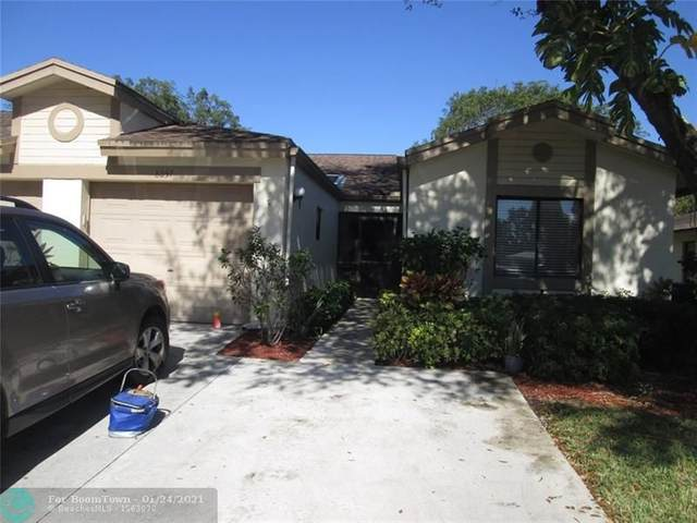 8057 Whispering Palm Dr H, Boca Raton, FL 33496 (MLS #F10268105) :: The Howland Group