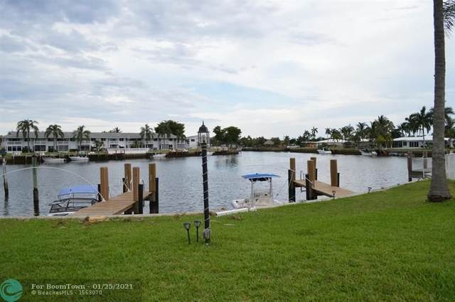 600 Pine Drive #202, Pompano Beach, FL 33060 (MLS #F10268155) :: Dalton Wade Real Estate Group