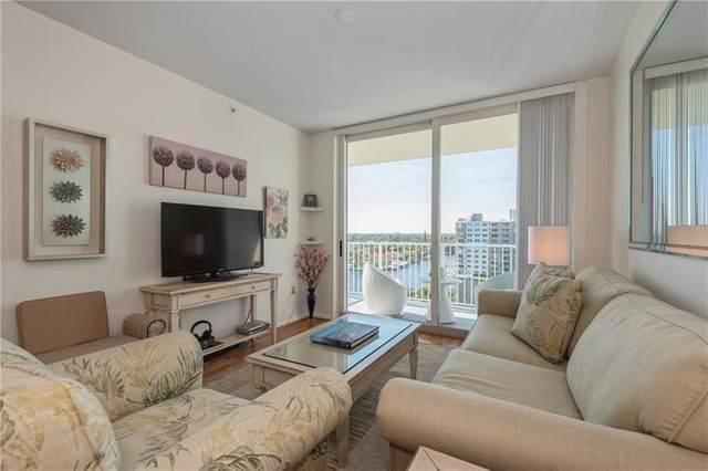 3020 NE 32nd Ave #714, Fort Lauderdale, FL 33308 (MLS #F10268159) :: Green Realty Properties