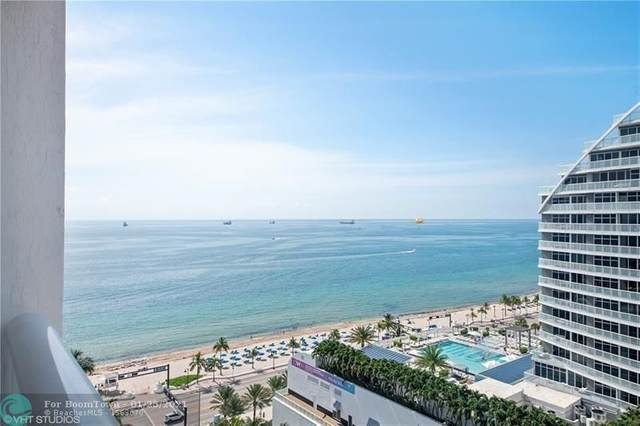505 N Ft Lauderdale Bch Bl #2305, Fort Lauderdale, FL 33304 (MLS #F10268169) :: Castelli Real Estate Services