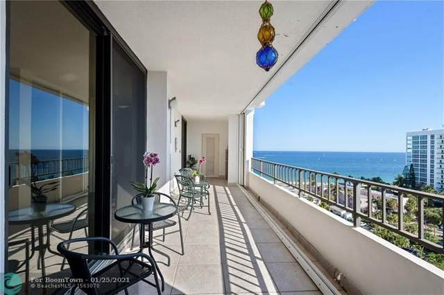 1401 S Ocean Blvd #1202, Pompano Beach, FL 33062 (MLS #F10268174) :: Patty Accorto Team