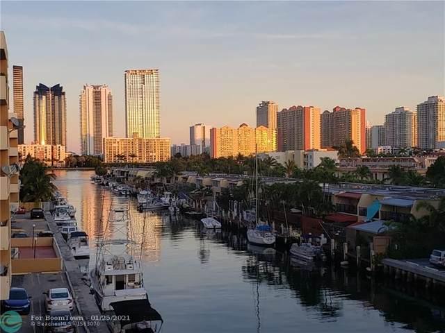 3716 NE 168th St #205, North Miami Beach, FL 33160 (MLS #F10268190) :: Castelli Real Estate Services
