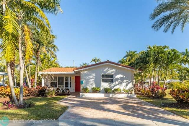1351 Jackson St, Hollywood, FL 33019 (MLS #F10268207) :: Miami Villa Group