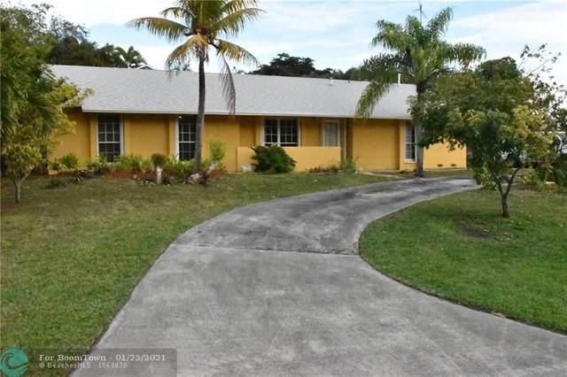 18433 SW 87th Pl, Cutler Bay, FL 33157 (MLS #F10268211) :: Laurie Finkelstein Reader Team