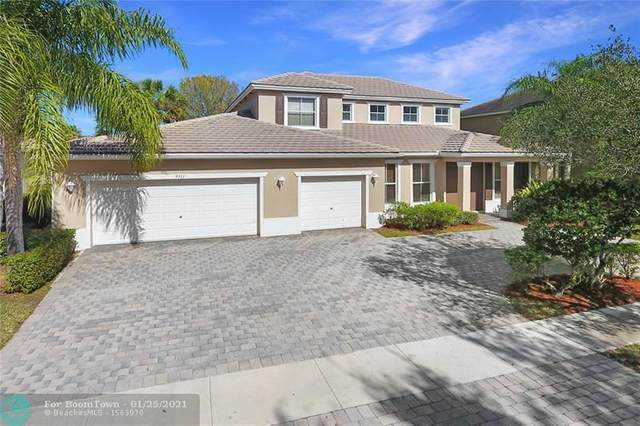 9311 S Sedgewood Dr, Lake Worth, FL 33467 (MLS #F10268249) :: The Howland Group