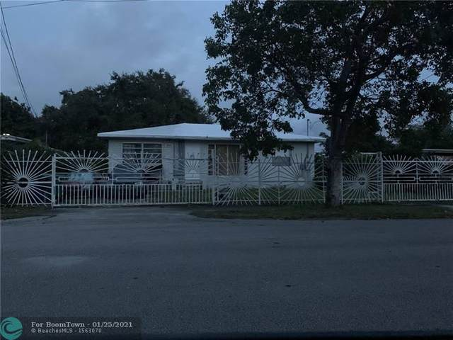 8511 NW 15th Ave, Miami, FL 33147 (MLS #F10268280) :: The Howland Group