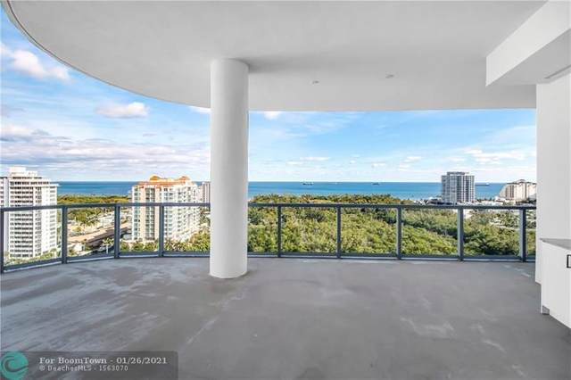 920 Intracoastal Drive Ph2, Fort Lauderdale, FL 33304 (MLS #F10268331) :: Green Realty Properties