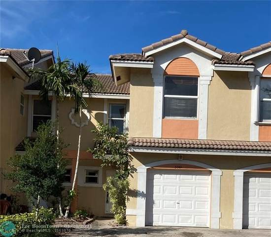 5561 NW 90th Ter #5561, Sunrise, FL 33351 (#F10268333) :: Realty One Group ENGAGE