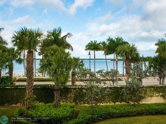 35 Harbour Isle Dr #206, Fort Pierce, FL 34949 (#F10268342) :: Posh Properties