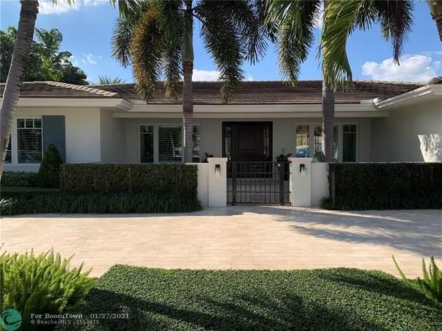341 San Marco Dr, Fort Lauderdale, FL 33301 (MLS #F10268347) :: Laurie Finkelstein Reader Team