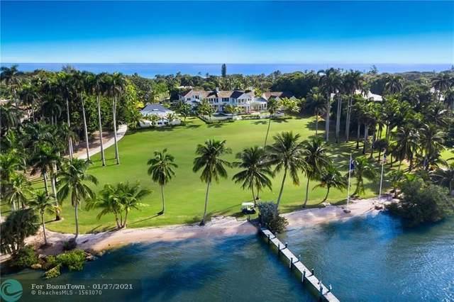 382 S Beach Rd., Hobe Sound, FL 33455 (MLS #F10268366) :: Laurie Finkelstein Reader Team