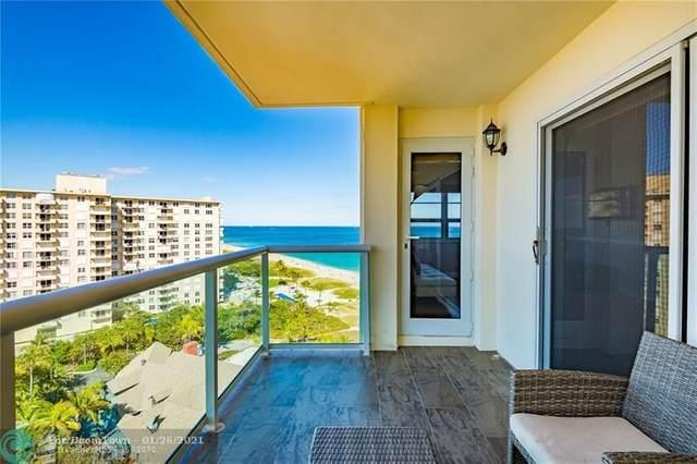 6000 N Ocean Blvd 14H, Lauderdale By The Sea, FL 33308 (MLS #F10268388) :: Green Realty Properties