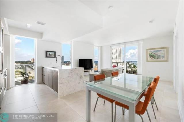401 N Birch Rd #1015, Fort Lauderdale, FL 33304 (#F10268389) :: Signature International Real Estate