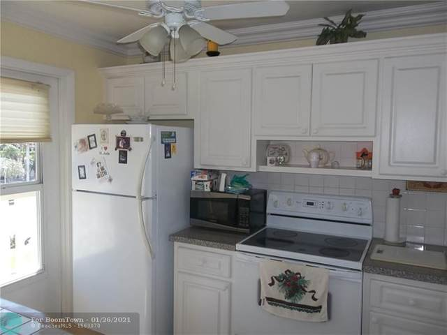 1893 S Ocean Dr #408, Hallandale, FL 33009 (MLS #F10268411) :: Castelli Real Estate Services