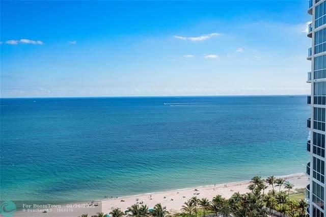 3100 N Ocean Blvd #2001, Fort Lauderdale, FL 33308 (MLS #F10268412) :: Castelli Real Estate Services