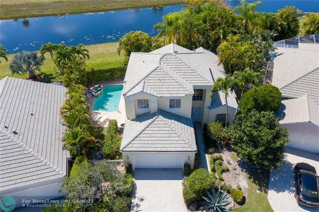 7832 Travlers Tree Dr, Boca Raton, FL 33433 (MLS #F10268425) :: THE BANNON GROUP at RE/MAX CONSULTANTS REALTY I