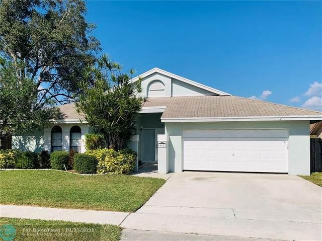 10621 NW 32ND ST, Sunrise, FL 33351 (MLS #F10268440) :: THE BANNON GROUP at RE/MAX CONSULTANTS REALTY I