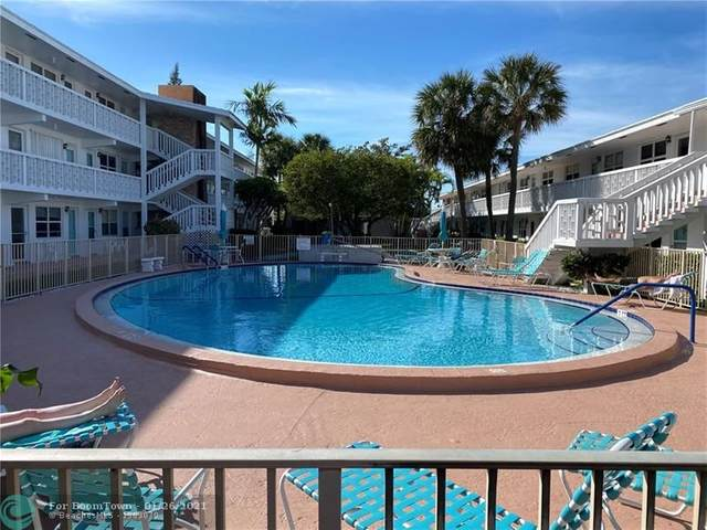 228 Hibiscus Ave #132, Lauderdale By The Sea, FL 33308 (MLS #F10268471) :: Castelli Real Estate Services