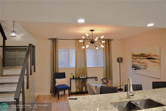 3154 N Pine Island Rd #201, Sunrise, FL 33351 (MLS #F10268472) :: Castelli Real Estate Services