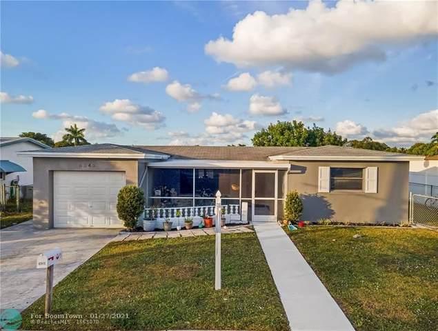 6945 W Atlantic Blvd, Margate, FL 33063 (#F10268481) :: Signature International Real Estate